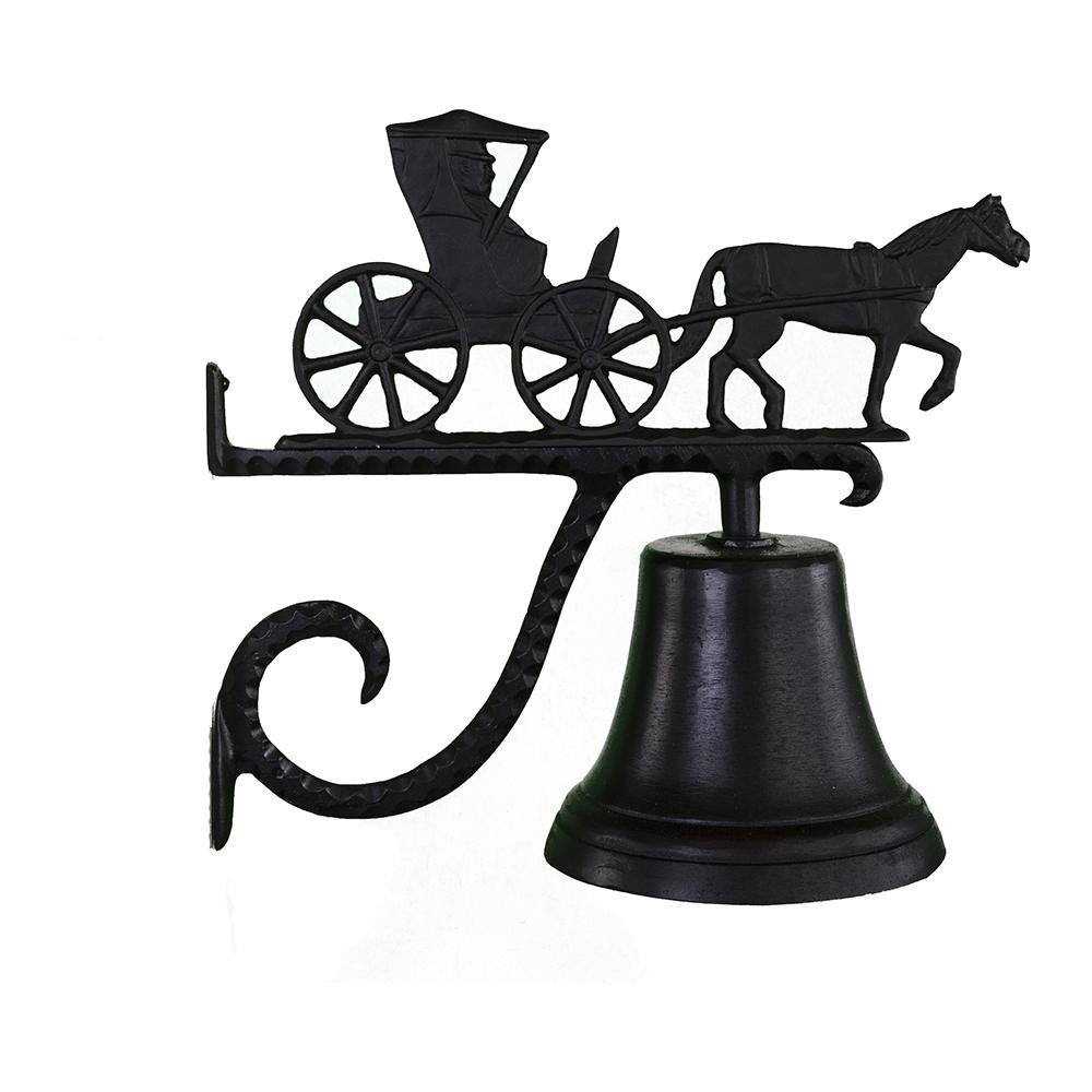 Horse Drawn Carriage Country Bell