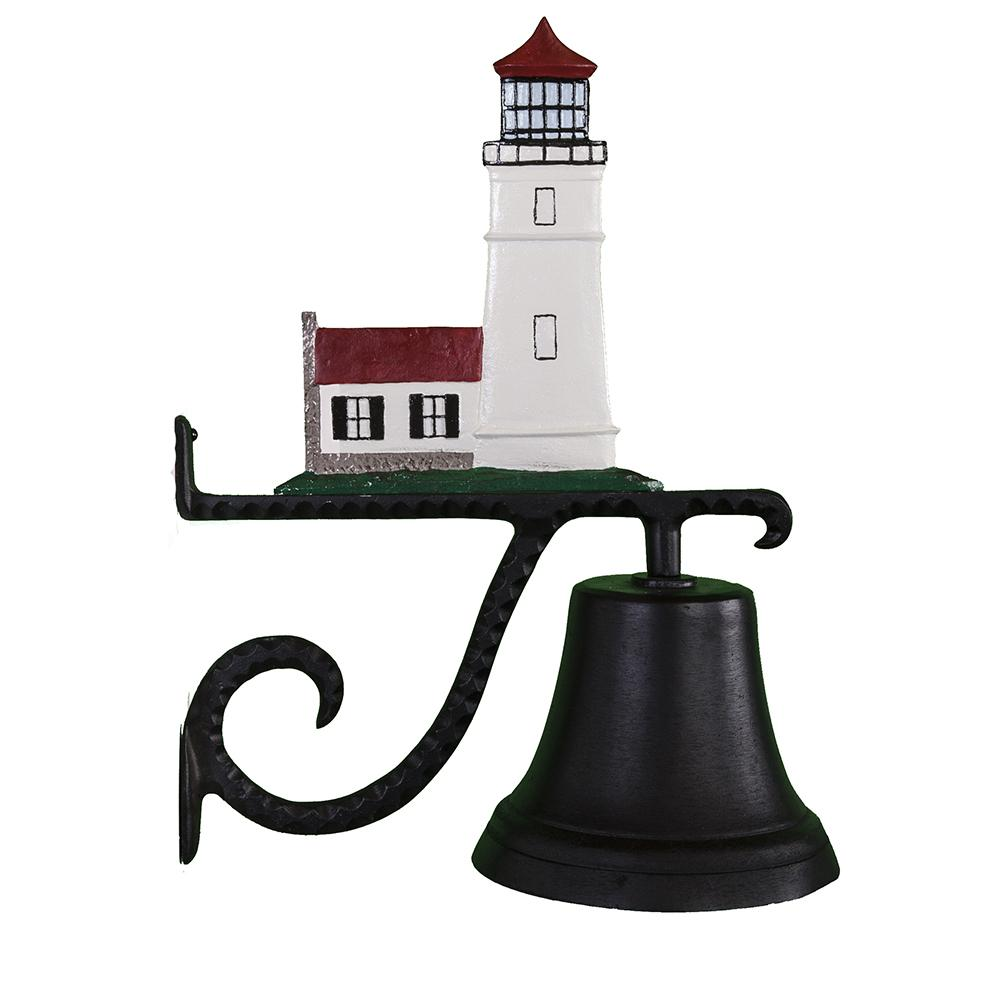 Lighthouse & Cottage Country Bell