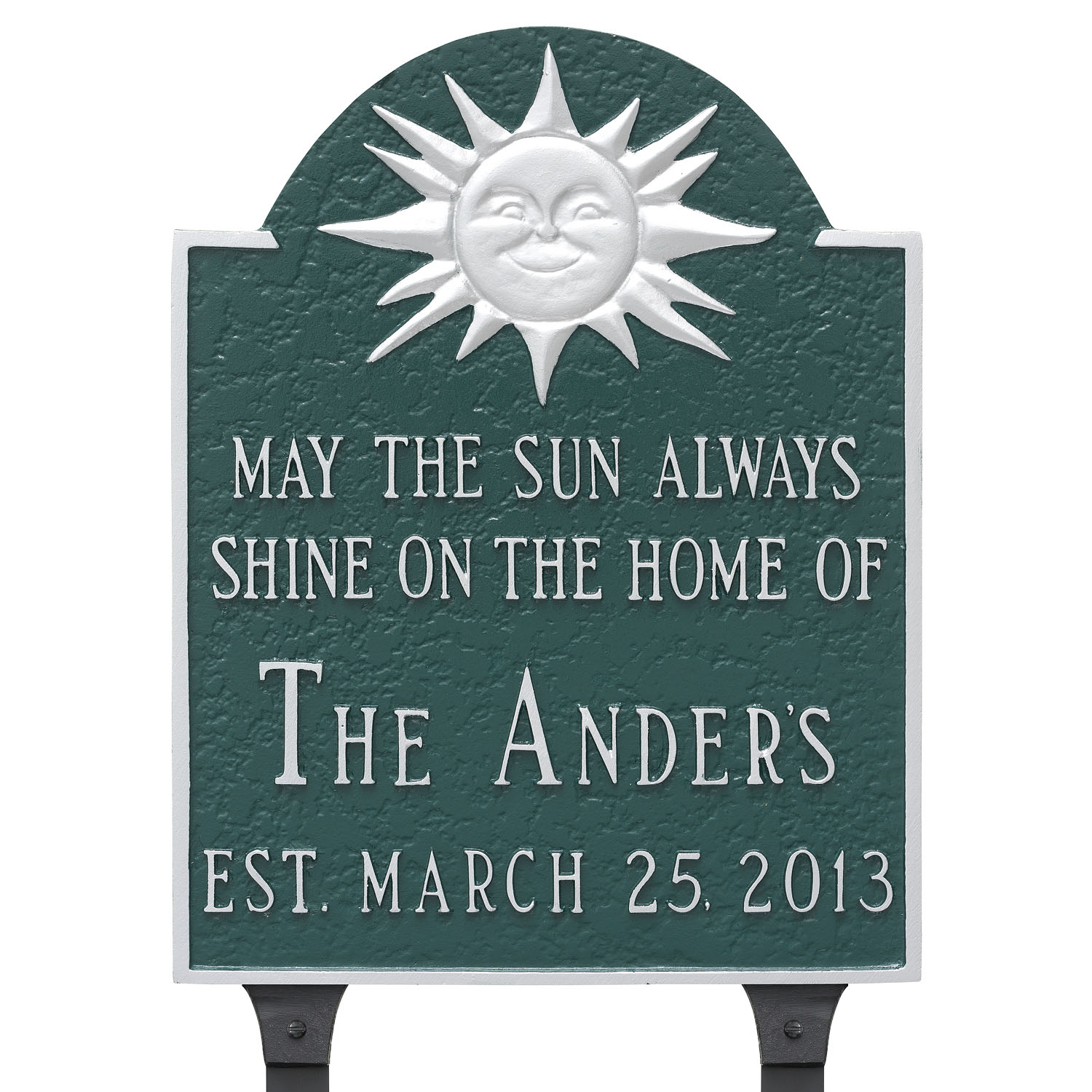 """Established"" Sunshine Building Plaque"