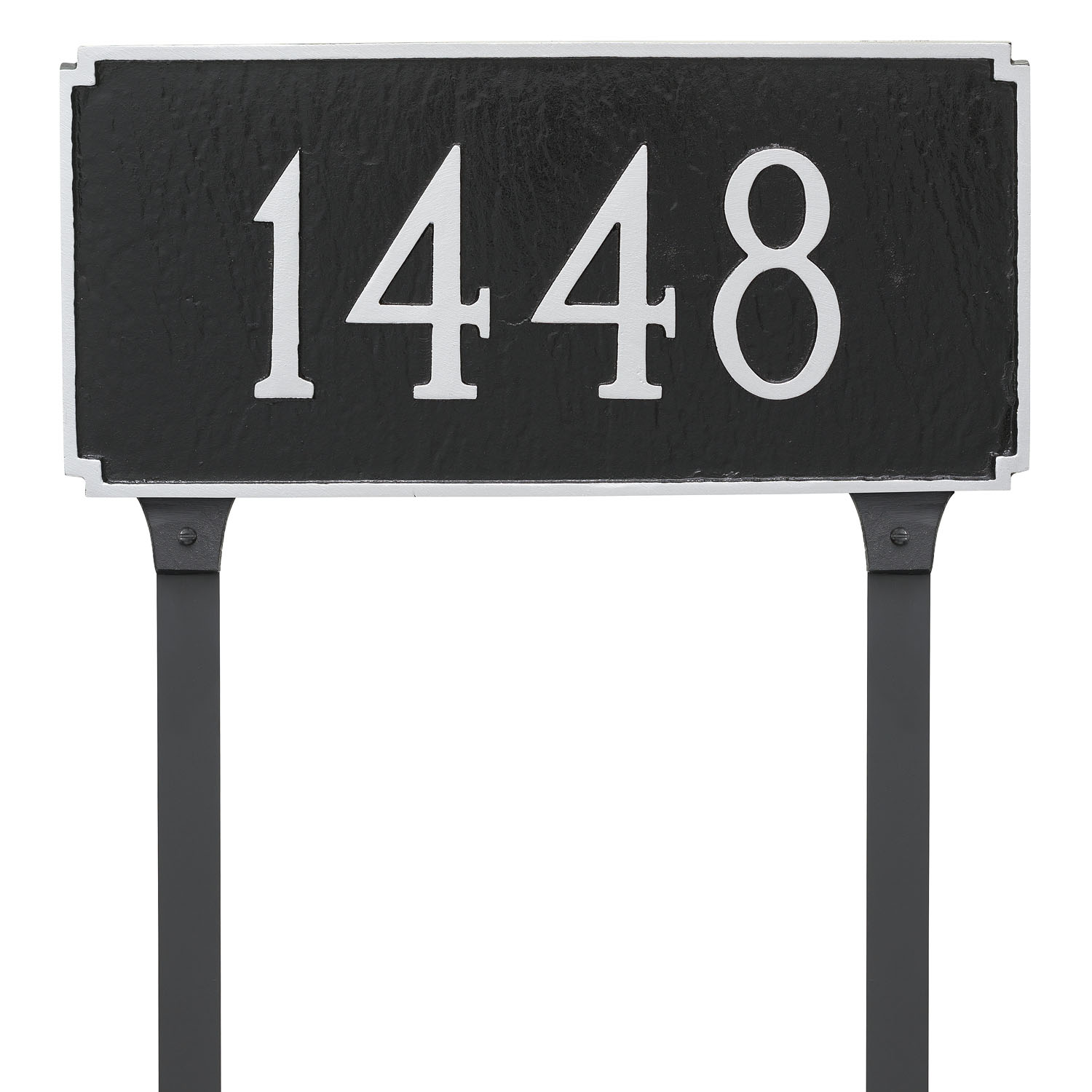 Madison Address Plaque - Standard - 1 Line