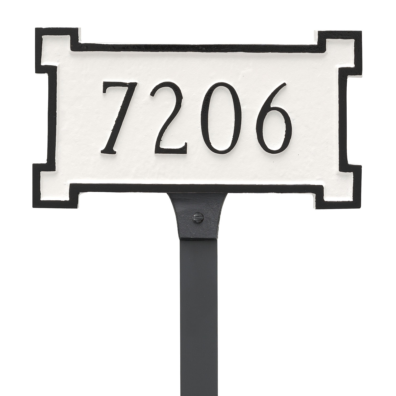 New Yorker Address Plaque - Petite