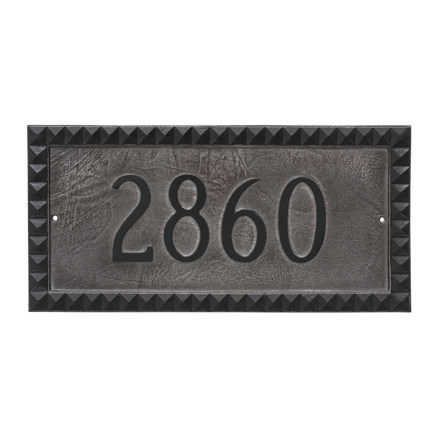 Cairo Address Plaque - 1 Line