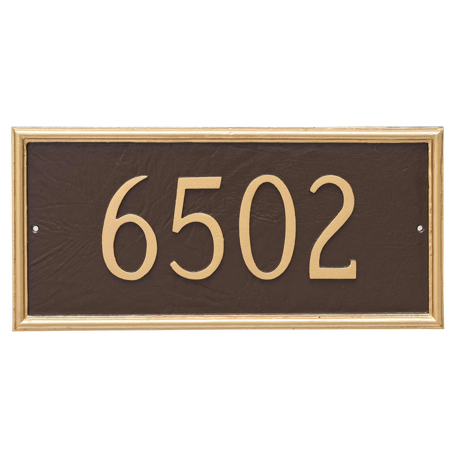Melilla Address Plaque - 1 Line